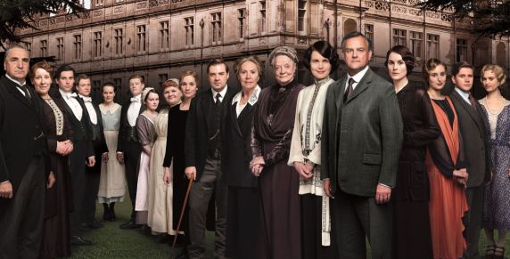 DowntonAbbeySeries4Cast